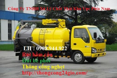 Dịch vụ rúthầm cầu quận Gò Vấp